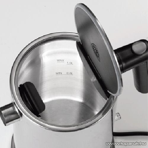 Graef WK80EU 1,2 literes inox vízforraló, matt - Megszűnt termék: 2015. Szeptember