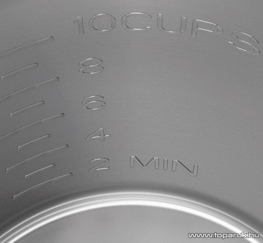 Graef WK900 1,2 literes inox vízforraló, matt ezüst