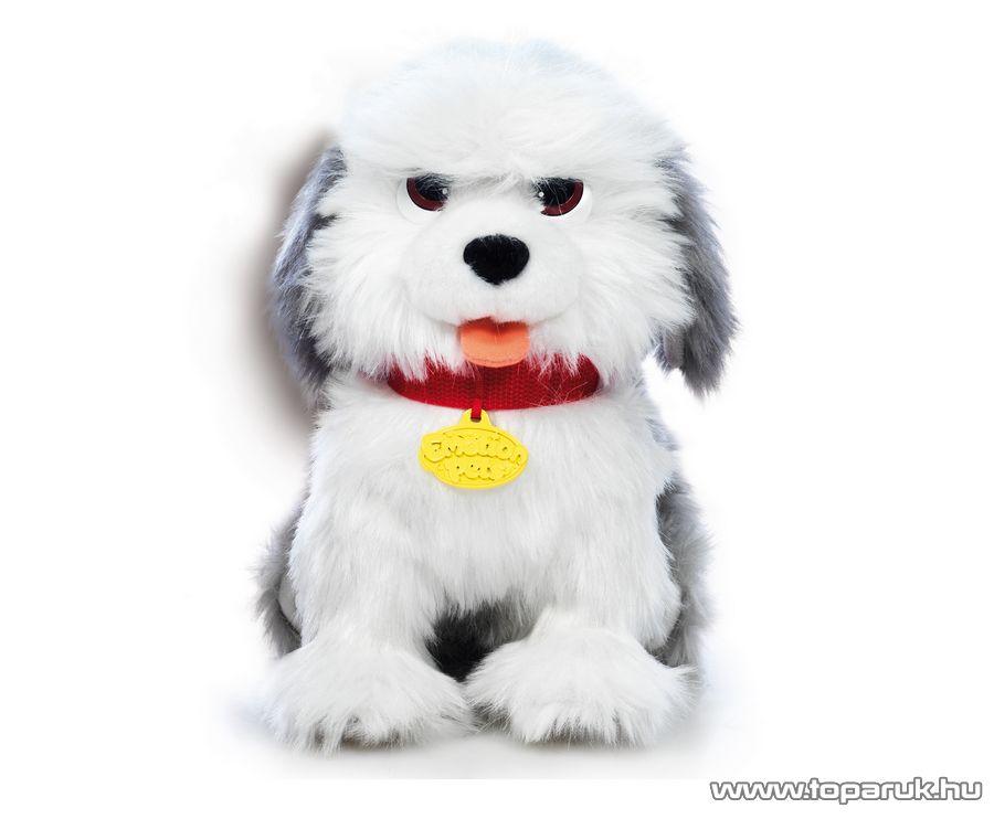 Epee Ralfi kutya, interaktív plüss bobtail kutyus