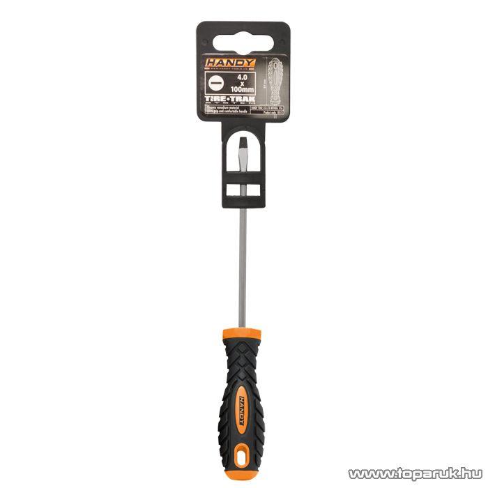 Handy TIRE TRAK gumírozott nyelű csavarhúzó (10513)