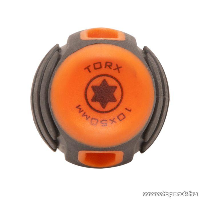 Handy TIRE TRAK gumírozott nyelű csavarhúzó, T10 (10536)