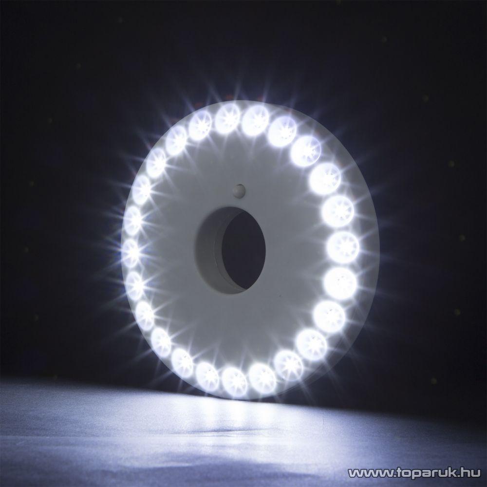 24 LED-es napernyő világítás (11407)