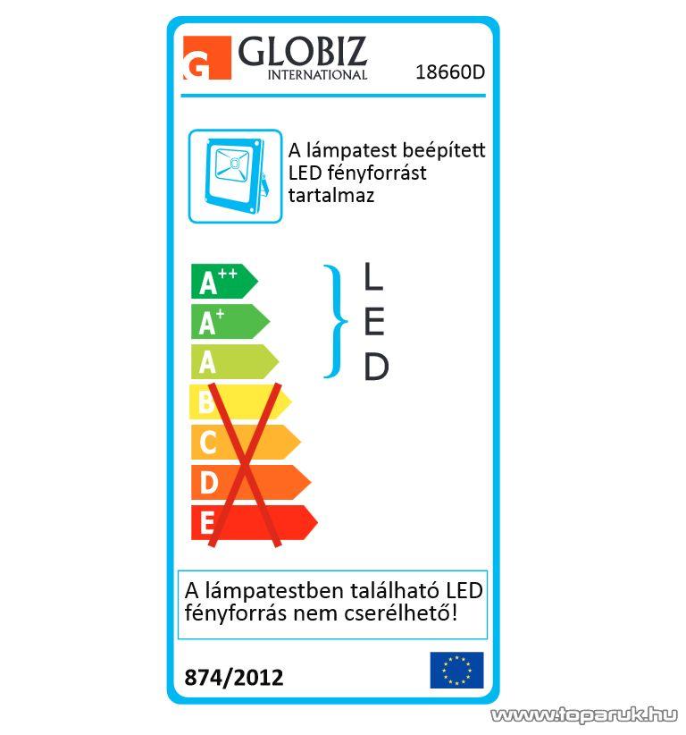 Phenom COB LED-es reflektor mozgásérzékelővel, 10W / 240V / IP65, 3000K (18660W)