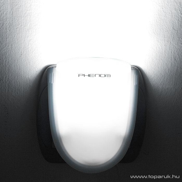 Phenom LED-es irányfény kapcsolóval, sárga, 3 LED, 3,5W, hideg fehér (20254WH) - megszűnt termék: 2016. március