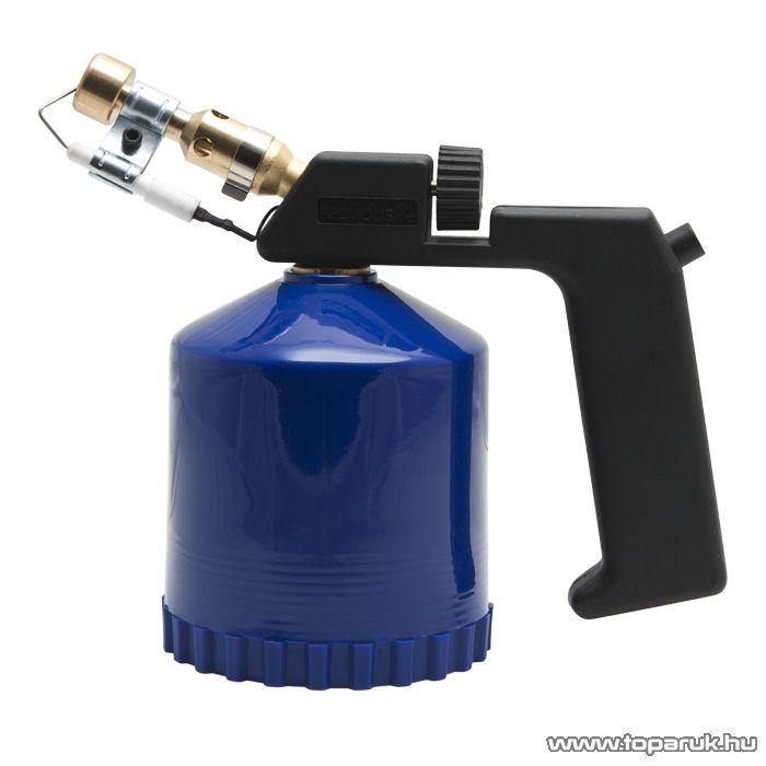 PROVIDUS Gázforrasztó lámpa piezó gyújtással (28096) - készlethiány