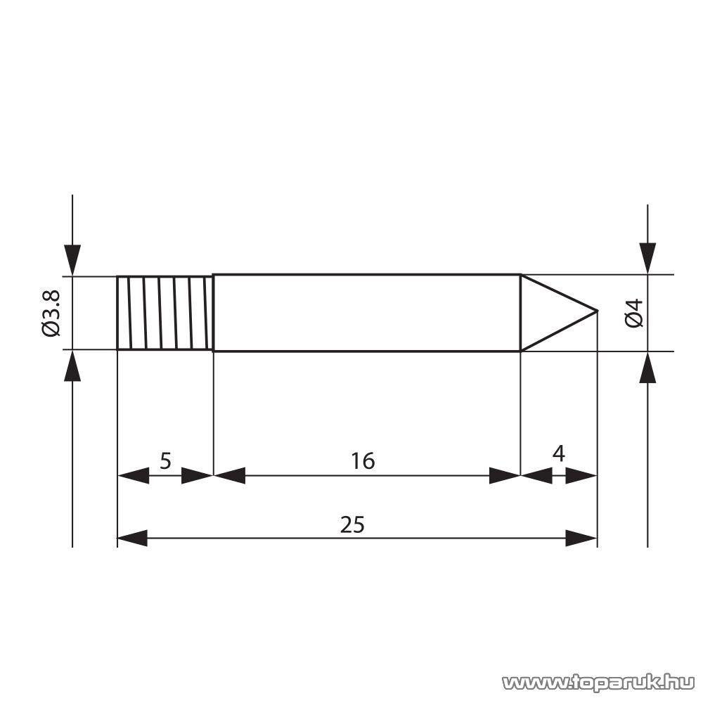 Fahrenheit Pákahegy 28019-es pákához, 2 db / csomag (28928)