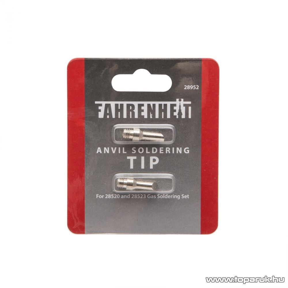 Fahrenheit Üllő pákahegy a 28520 és 28523 típusú forrasztókhoz, 2 db / csomag (28952)