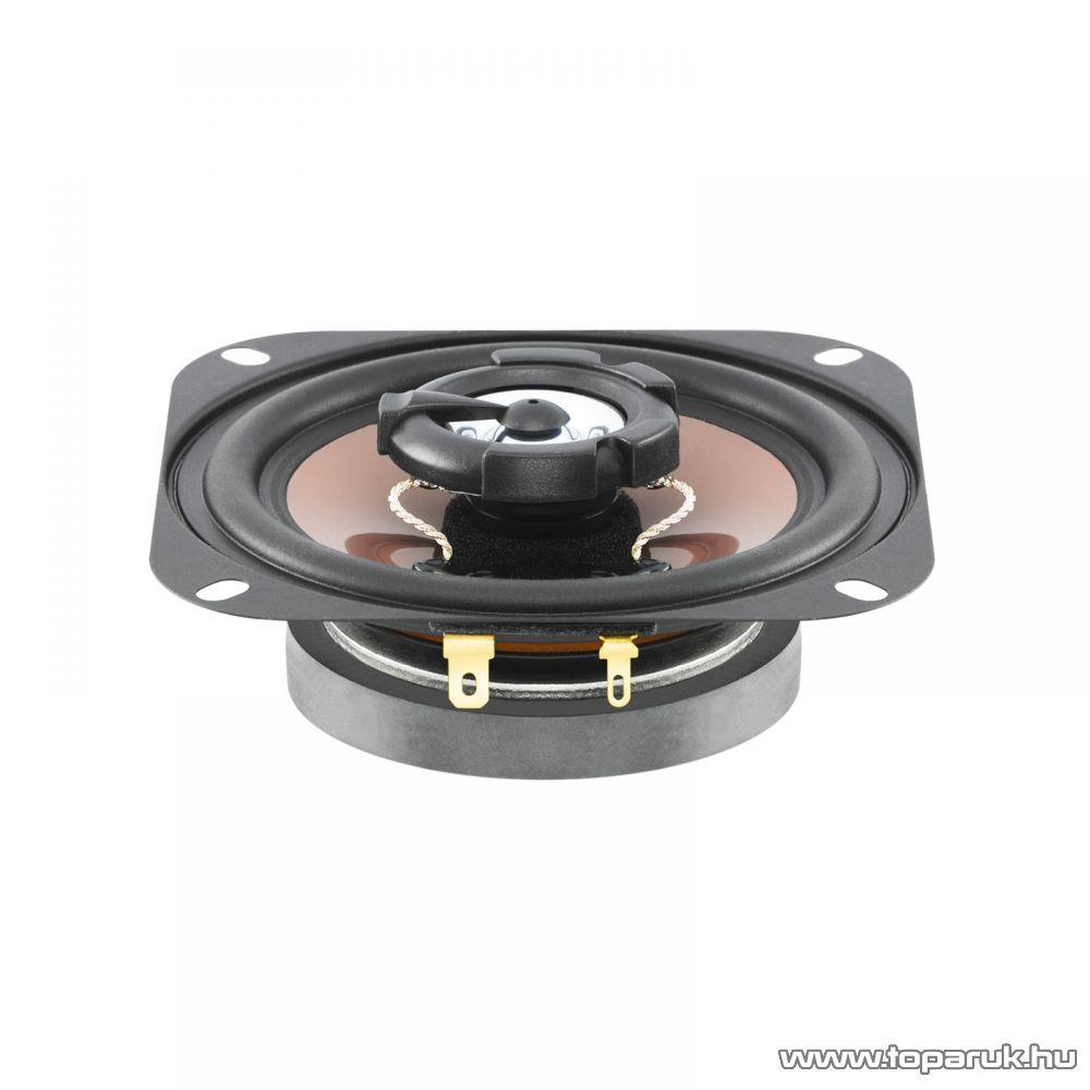 """MNC StreamLine 4""""-os, 100 mm-es, 80W-os autós hangszóró pár (37410)"""