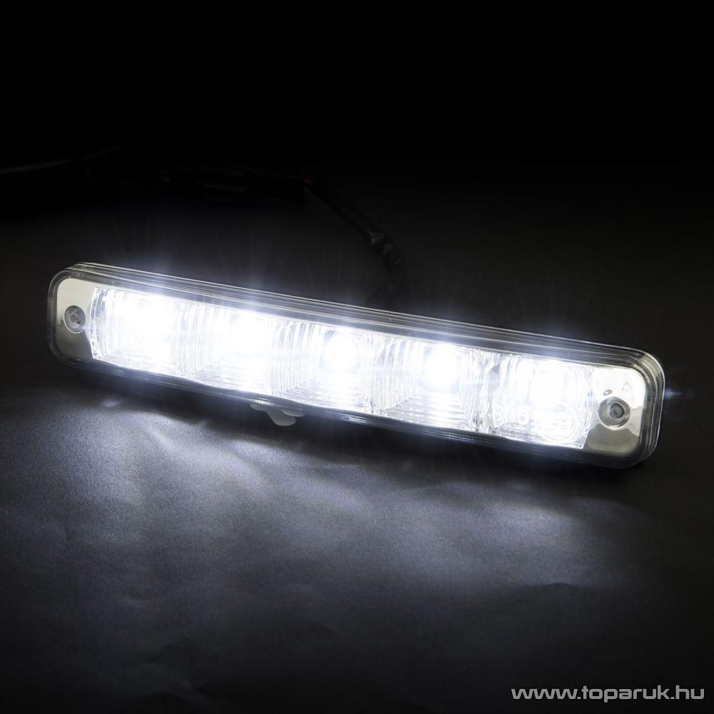 Carguard LED-es autó menetfény, DLA007, 12W, 1100 lumen, 1 pár (50988)