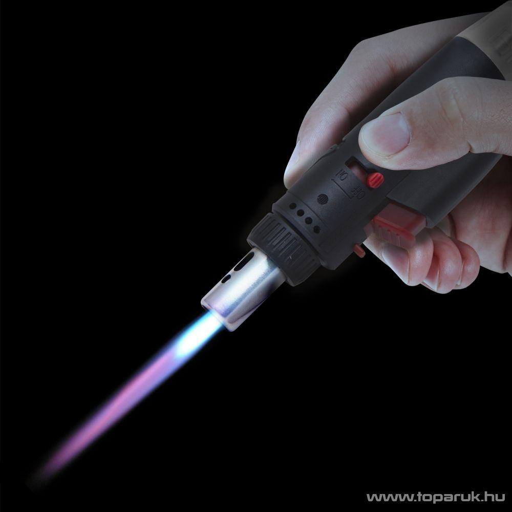 Fahrenheit 3 in 1 multifunkciós gázüzemű forrasztópáka szett - mini (28520)