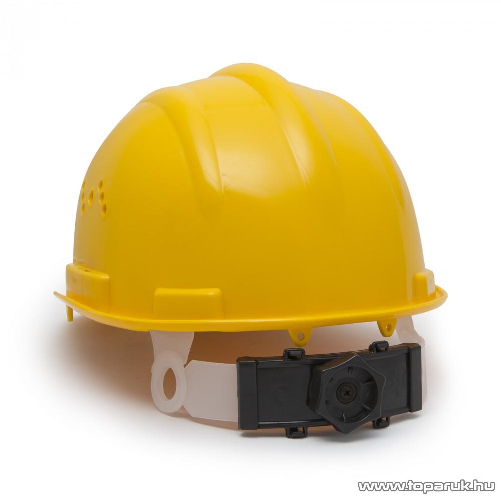 Handy Munkavédelmi sisak, sárga (10372YL)