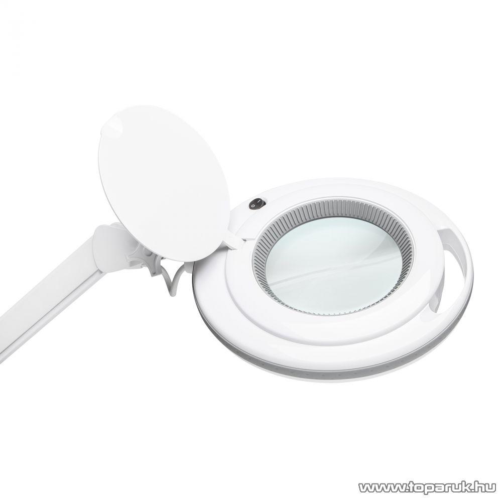 """Handy LED-es nagyítós lámpa Nagyító lencse foglalattal (nagyító lencse nélkül), 5"""" - 130 mm (10797)"""