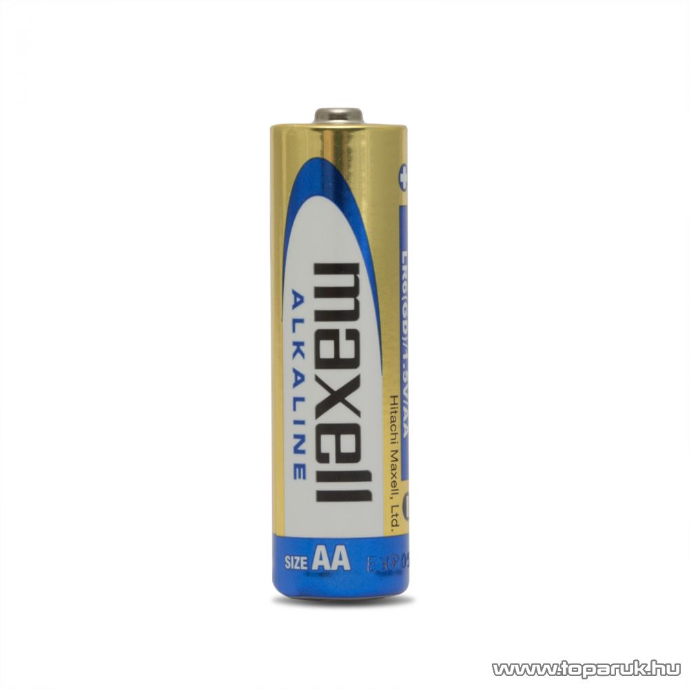 Maxell 18732 Ceruza elem, 1,5V, (AA, LR6 méret), 4 + 2 db / csomag