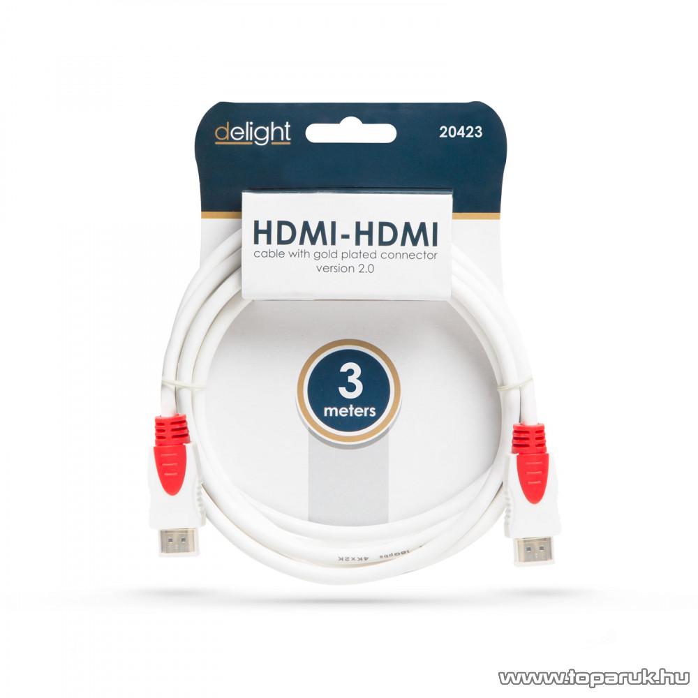 delight 3D HDMI kábel, 3 m (20423)