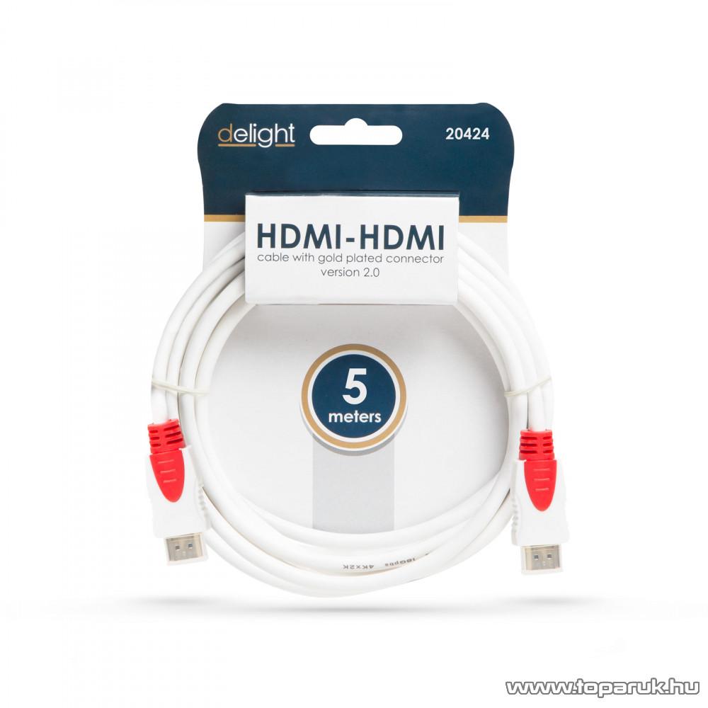 delight 3D HDMI kábel, 5 m (20424)