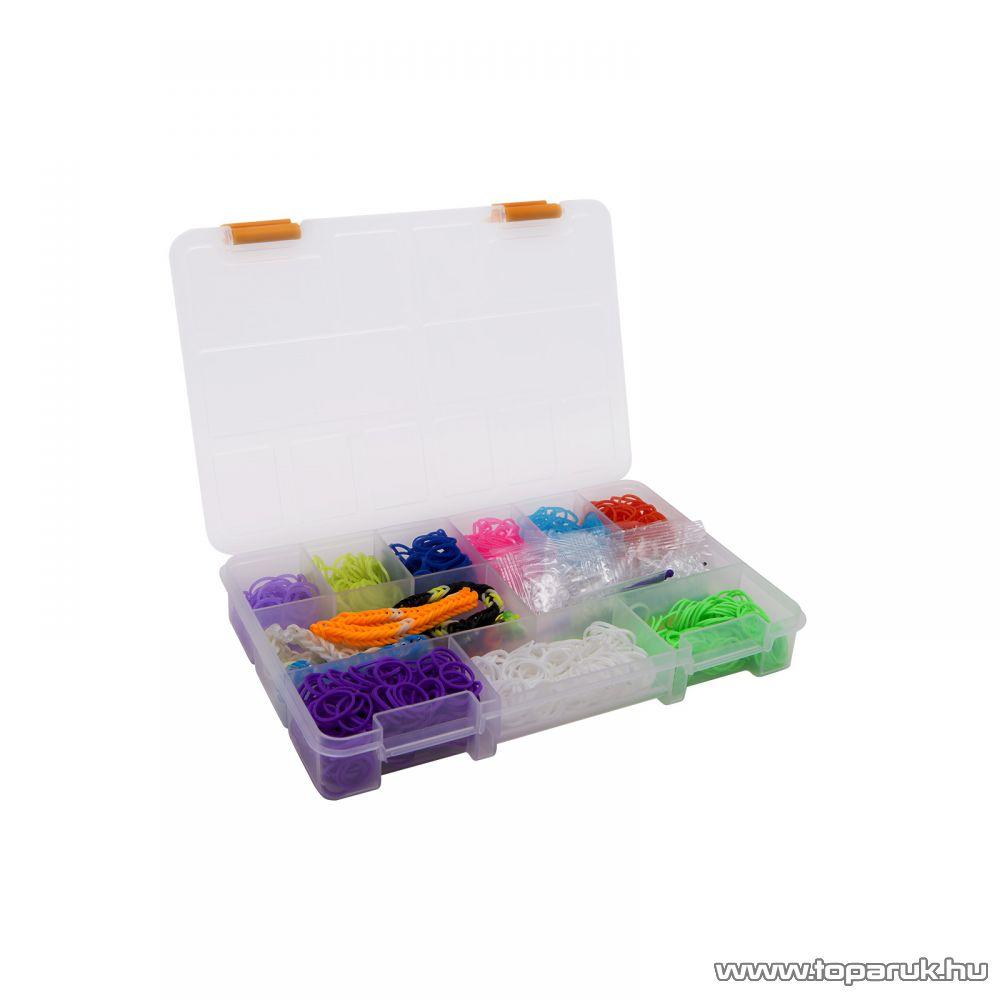 "Handy Műanyag tárolódoboz, 9""-os, 228 x 148 x 32 mm (10972)"