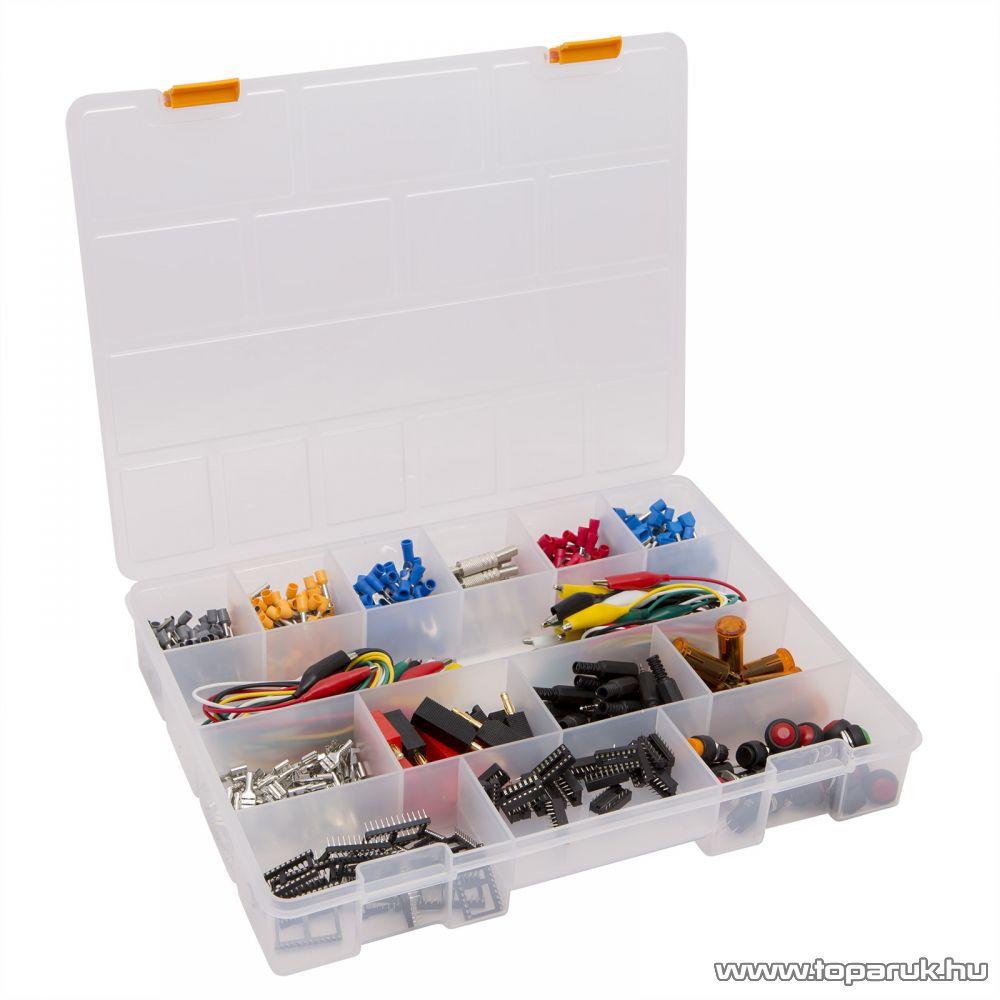 Handy Műanyag tárolódoboz, 323 x 245 x 50 mm (10974)