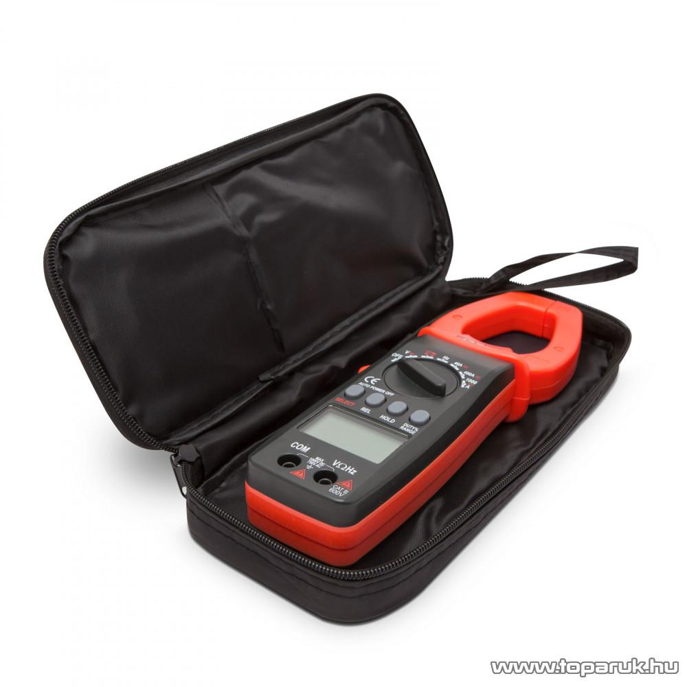 Maxwell MC-25 602 Digitális lakatfogó multiméter + hordtáska (25602)