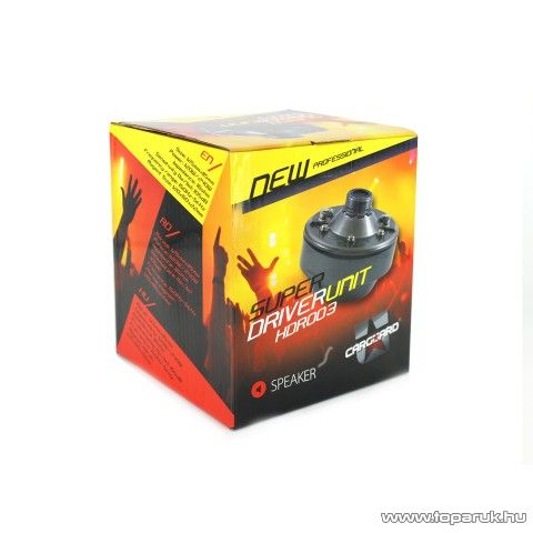 Carguard HDR003 Driver 120/240W, 16 Ohm (33700)