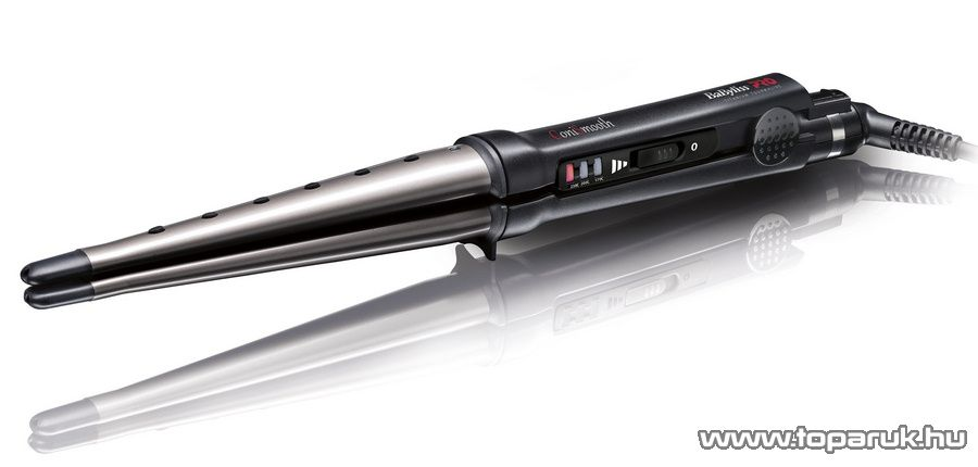 BaByliss Pro BP2225 ConiSmooth Multifunkcionális All in 1 hajsütővas