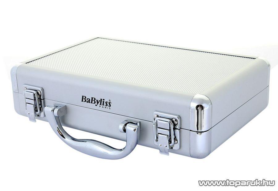 BaByliss 8480E manikűr-pedikűr szett, 10 kiegészítővel, táskában