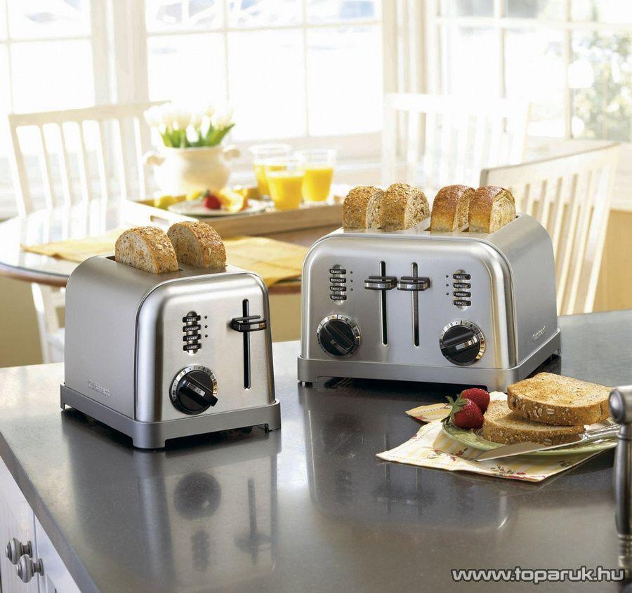 Cuisinart CPT180E Többfunkciós, 4 szeletes kenyérpirító