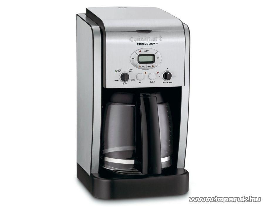 Cuisinart DCC2650E 12 csészés filteres kávéfőző
