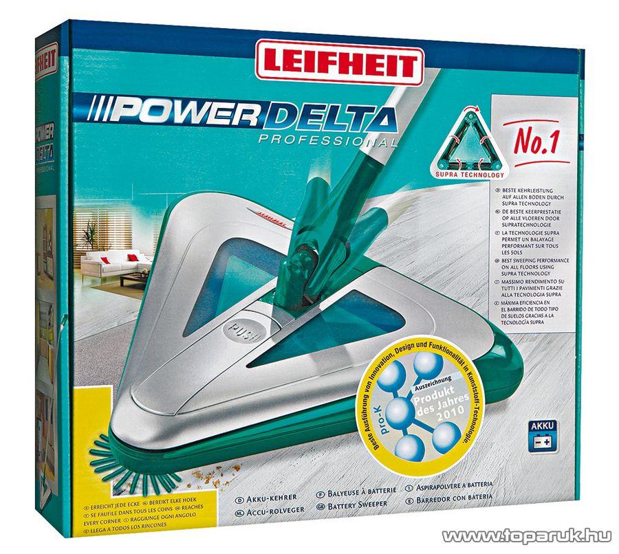 Leifheit 11930 Power Delta Elektromos seprű, szőnyegseprű - Megszűnt termék: 2015. December