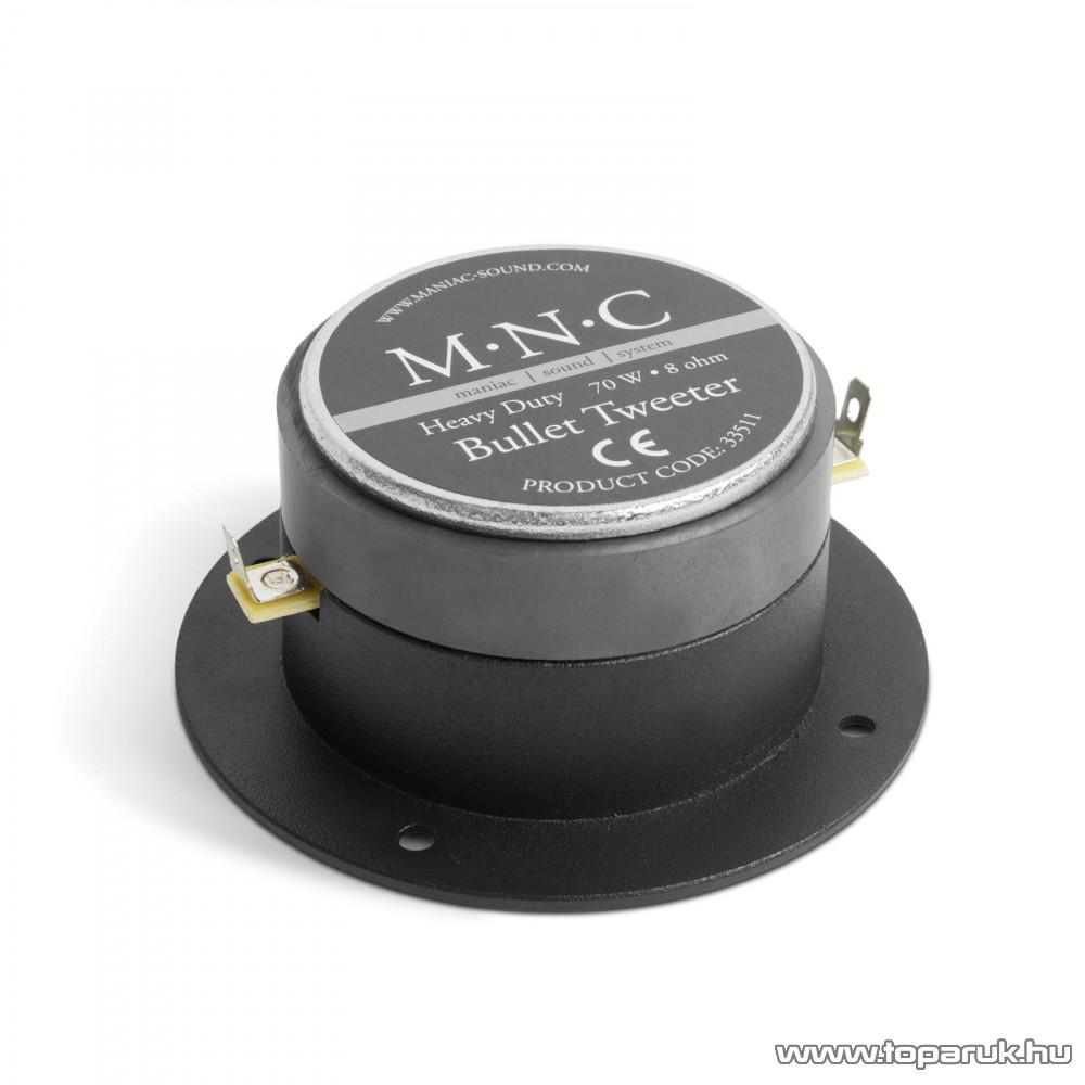 """MNC Dome sugárzó 1,5"""" / 100mm, 100/200 W-os, 4 ohm-os (33511)"""
