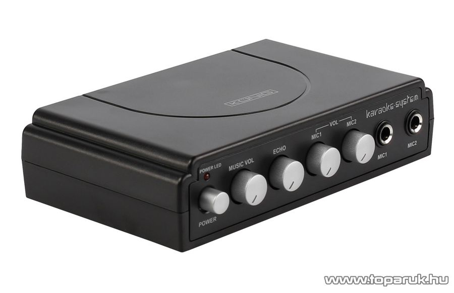 König HAV-KM11 karaoke keverő szett