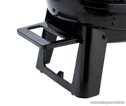 Landmann 12050 Hordozható gázgrill, fekete (4 személyes) - készlethiány