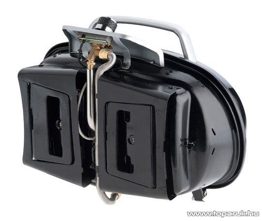 Landmann 12053 Hordozható gázgrill, barna (4 személyes) - készlethiány