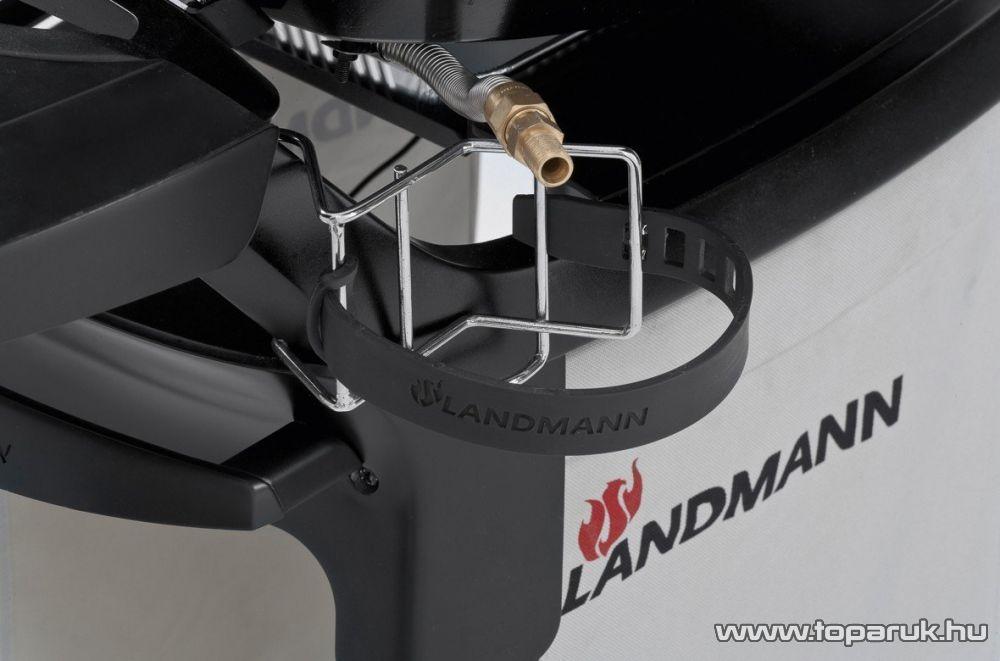 Landmann 12067 Gázpalack csatlakozó nyomáscsökkentő szett (PB gázpalackhoz)