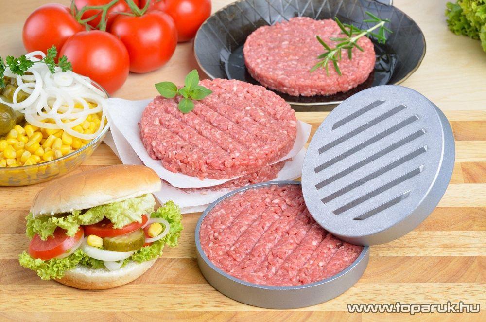 Landmann 13710 Hamburger húspogácsa prés