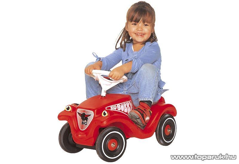 BIG Bobby Car Classic kisautó (800001303) - készlethiány