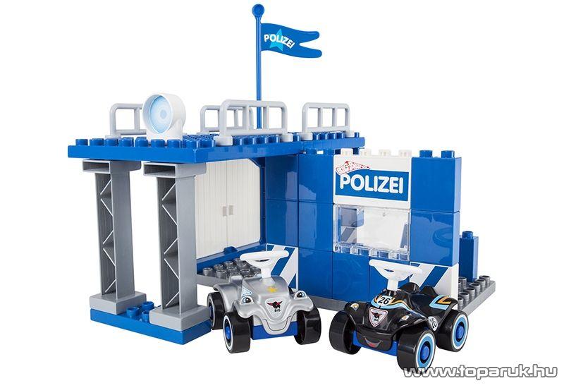 BIG Rendőrállomás építőkocka készlet (800057053) - készlethiány
