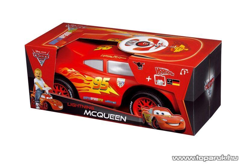 BIG Verdák Villám McQueen lábbal hajtós kisautó (800056381) - Megszűnt termék: 2014. Október