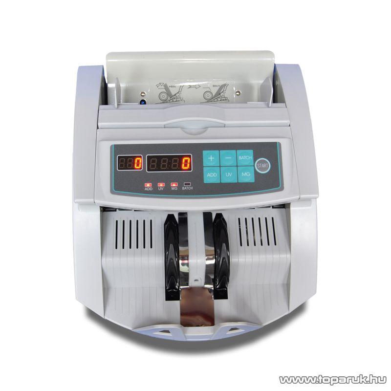 MC24 2200 Bankjegyszámláló, pénzszámláló (UV, MG, IR), fehér