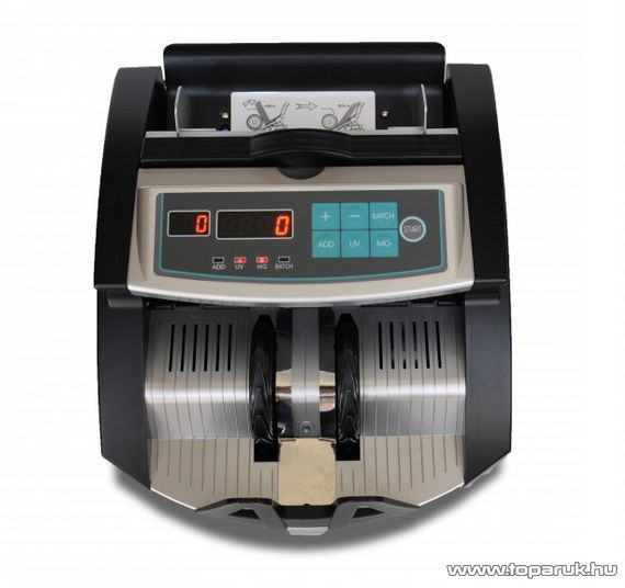 MC24 2201 Bankjegyszámláló, pénzszámláló (UV, MG, IR), fekete