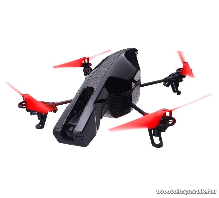 Parrot AR.Drone 2.0 Power Edition (HD kamerás távirányítású drón helikopter)