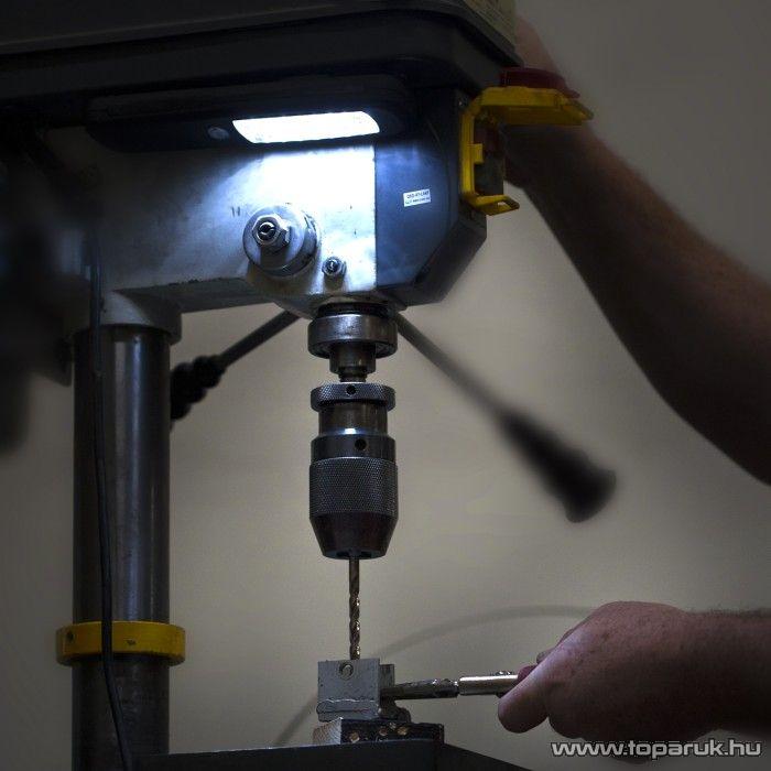 Phenom Steklámpa 27 LED-del, ajándék 3 db AA méretű elem (18620)