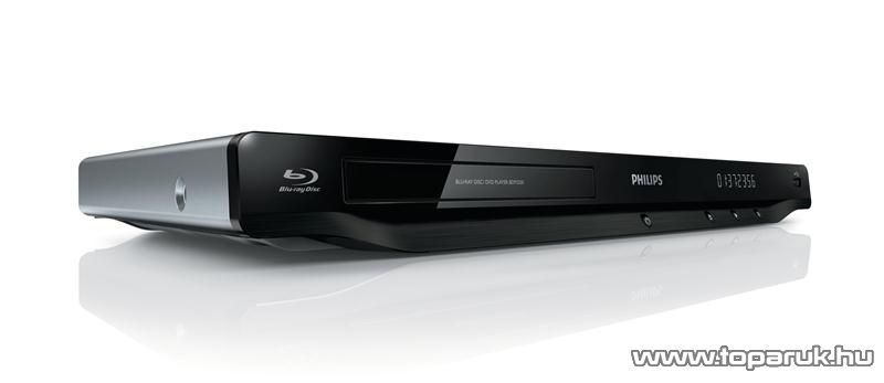 Philips BDP3250/12 Blu-Ray divX DVD lejátszó - készlethiány