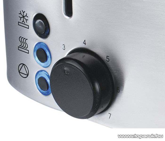 ProfiCook PC-TA1014 4 szeletes inox kenyérpirító - készlethiány