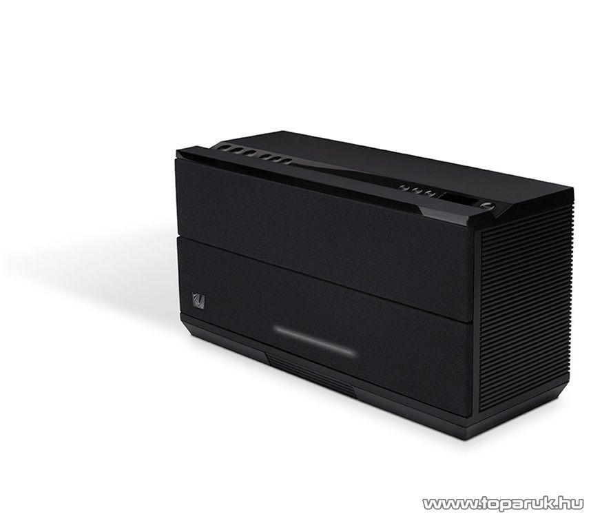 Soundfreaq Sound Platform 2 Bluetooth hangszóró, kihangosító, fekete