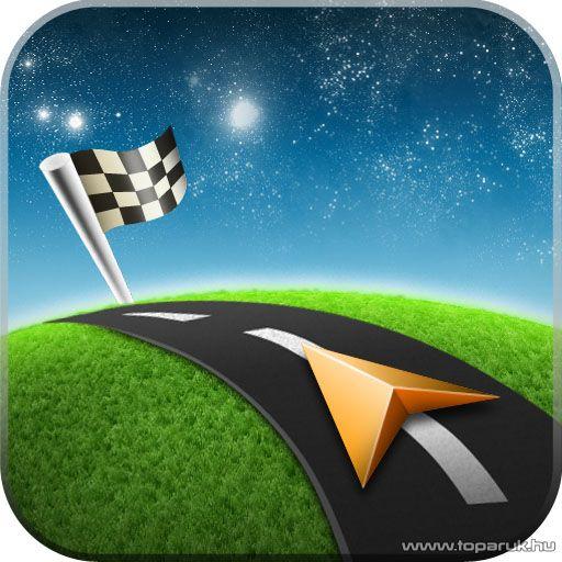 Sygic TRUCK GPS Navigation 3D ANDROID teljes Európa szoftverlicensz okostelefonok és személyes navigációs eszközökre (kamionos, teherautós) - készlethiány