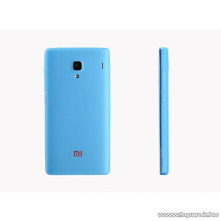 Xiaomi Hongmi 1S / Redmi 1S TPU gyári mobiltelefon tok, kék