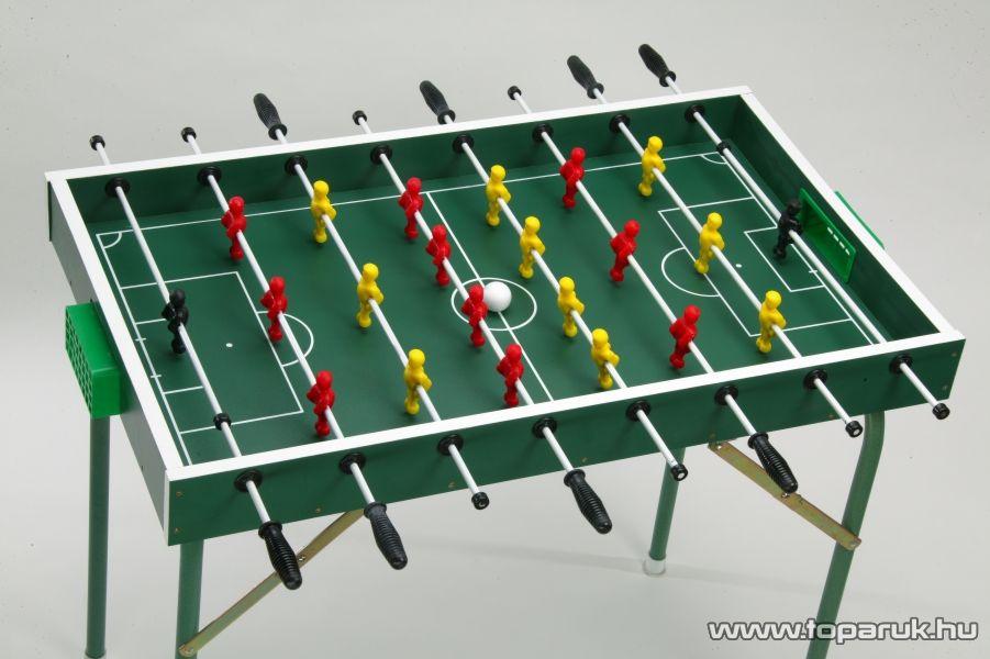 Asztali foci, csocsóasztal nyitható lábbal, 91 x 53 cm-es pályaméret