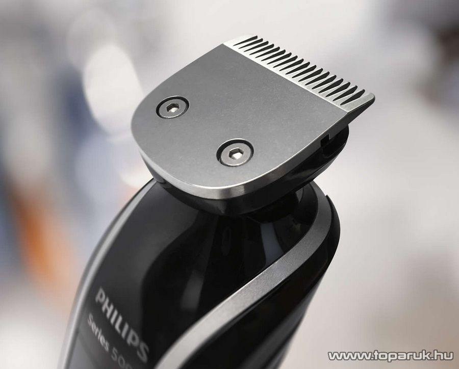 Philips QG3371/16 Multigroom Series 5000 8 az 1-ben vízálló szakállvágó és hajvágó készlet