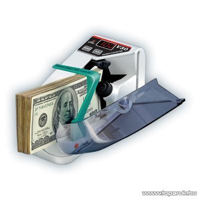 V30 Hordozható bankjegyszámláló, pénzszámláló