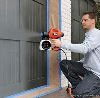 Black & Decker BDPS 400 Nagy teljesítményű festékszóró